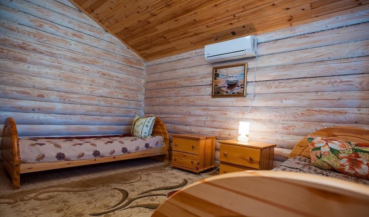 База отдыха «Пеней» Астраханская область Коттедж на 5 человек, фото 2
