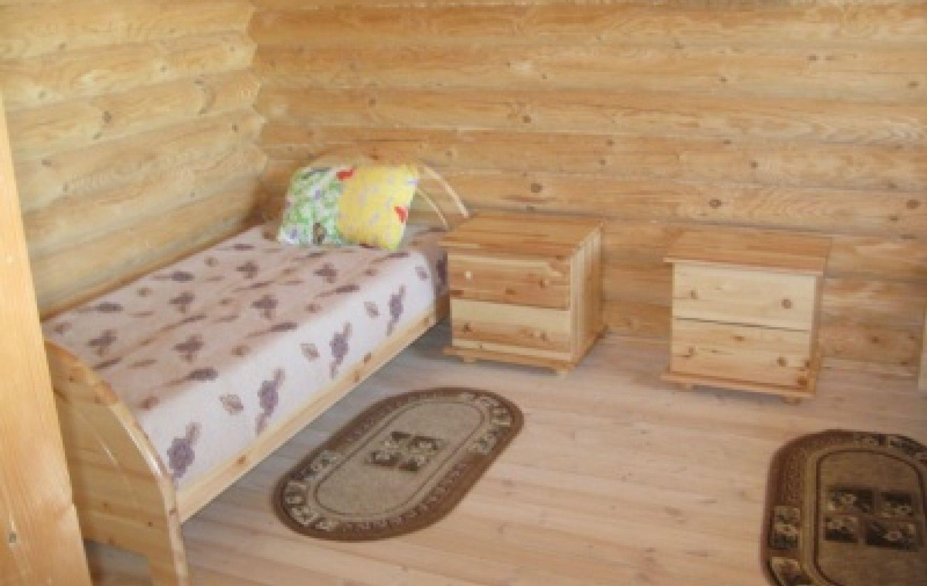 База отдыха «Пеней» Астраханская область Дом 2-местный, фото 3