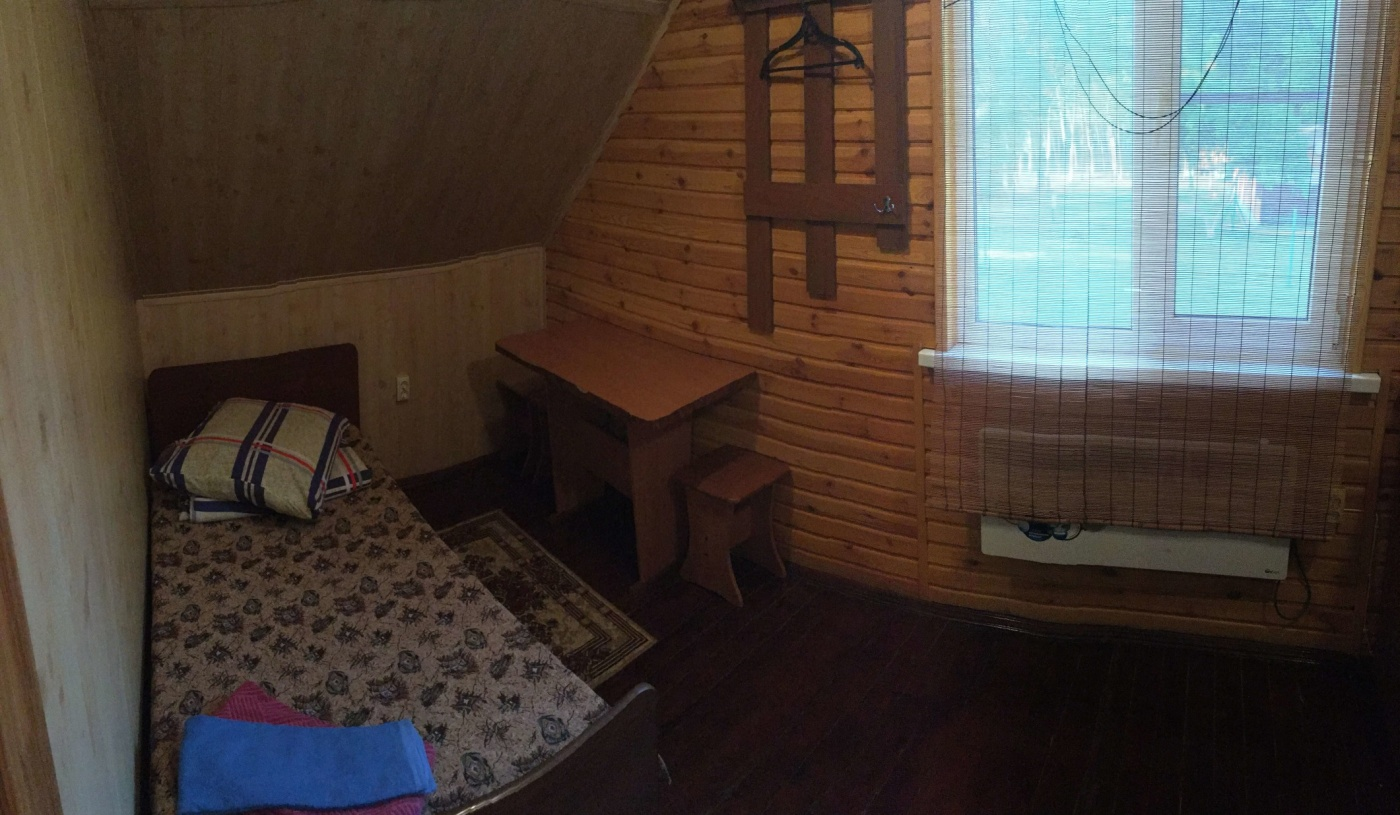База отдыха «Лебедь» Астраханская область 2-местный номер «Комфорт», фото 3