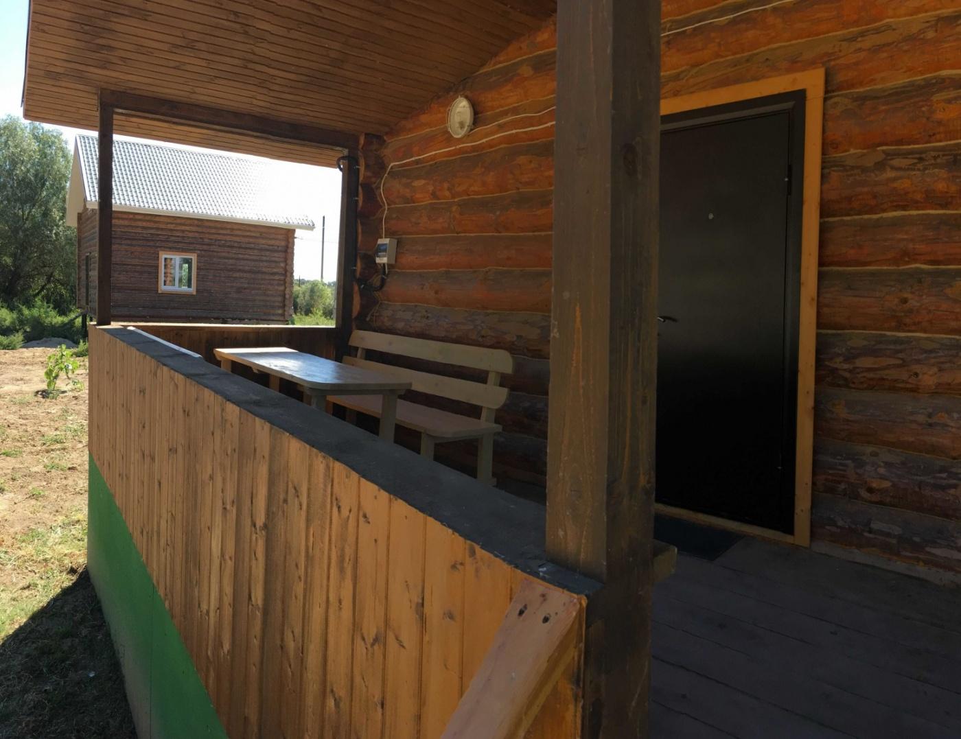 База отдыха «Лебедь» Астраханская область 8-местный коттедж «Люкс», фото 9