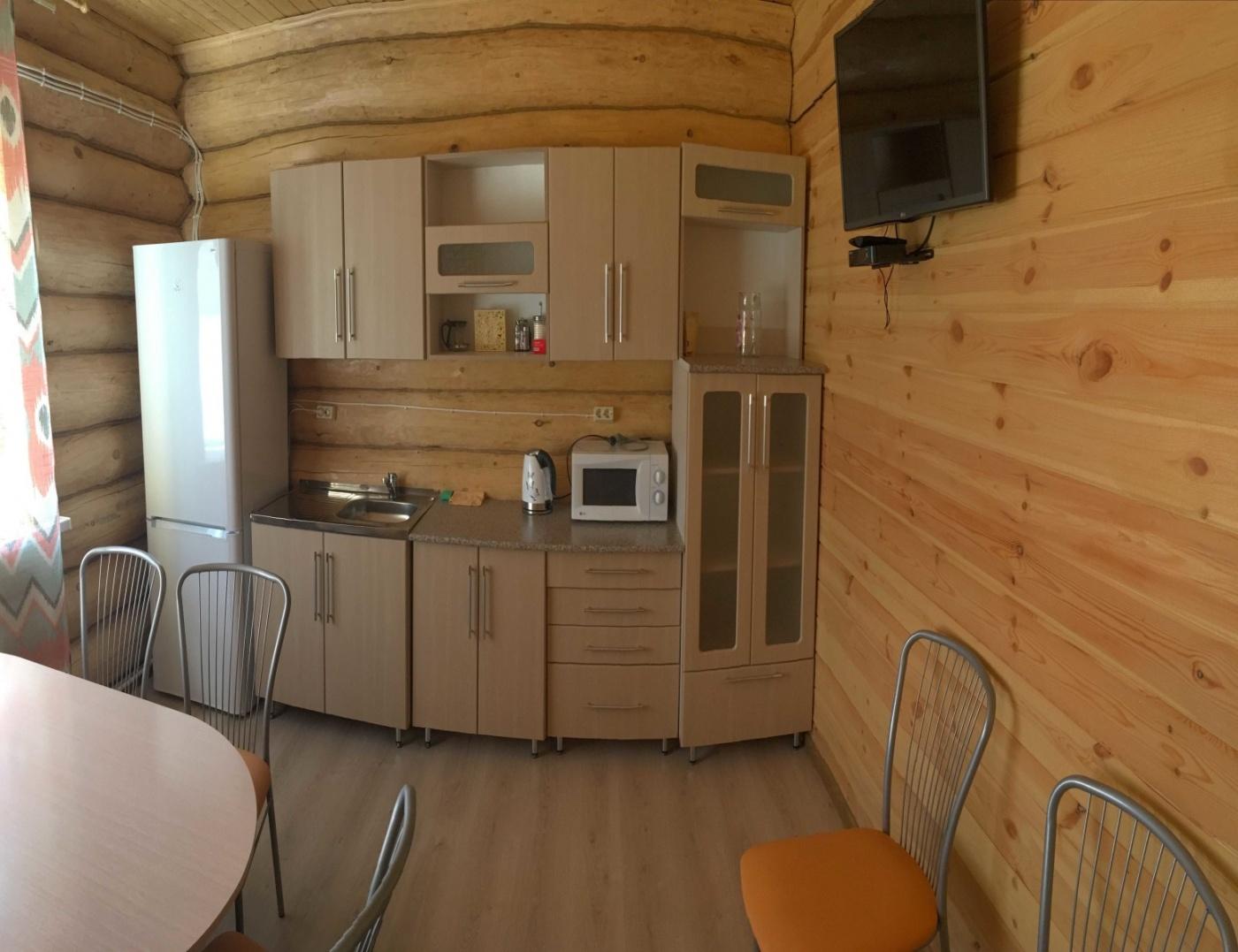 База отдыха «Лебедь» Астраханская область 8-местный коттедж «Люкс», фото 6