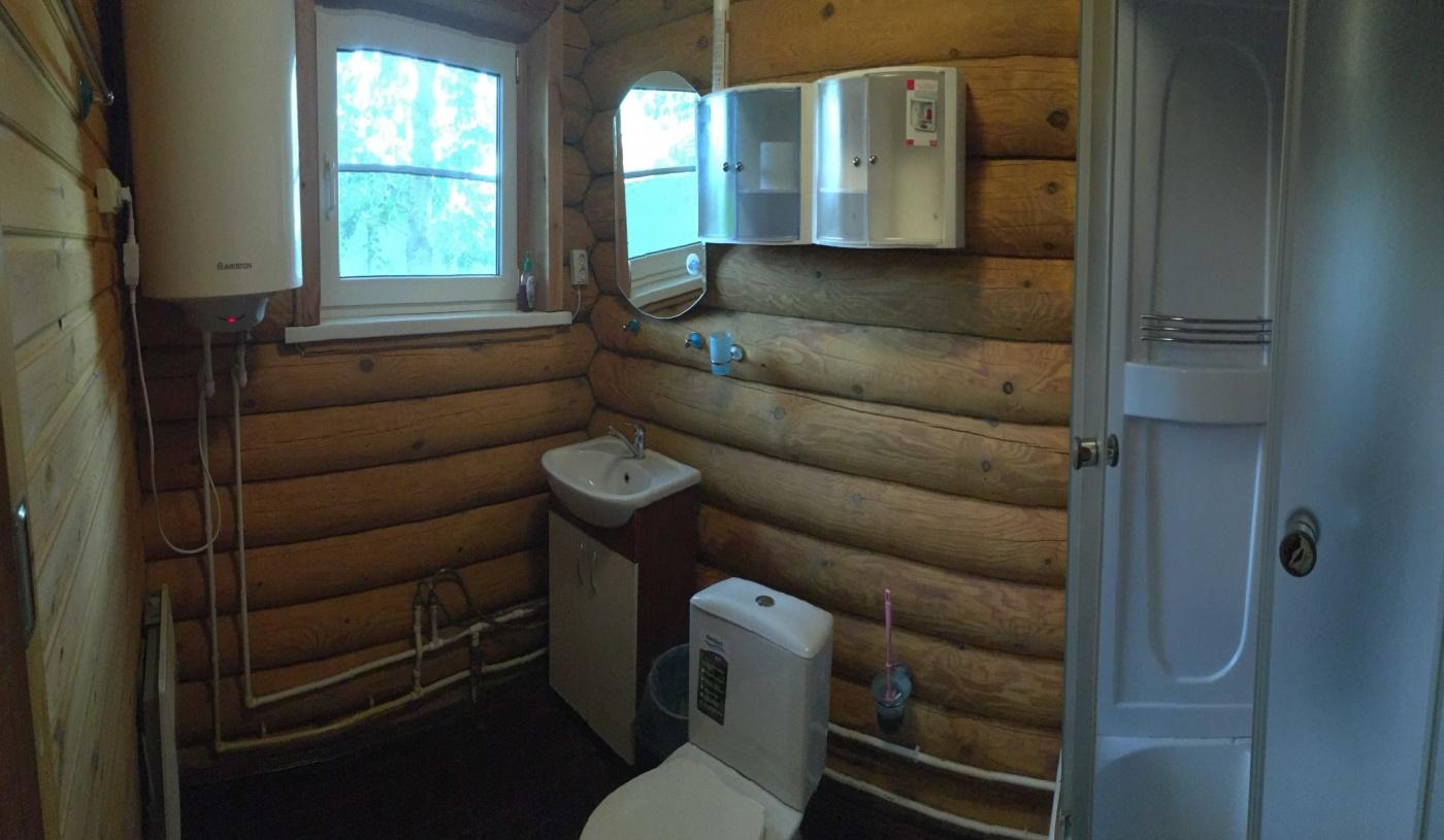 База отдыха «Лебедь» Астраханская область 2-местный номер «Комфорт», фото 7