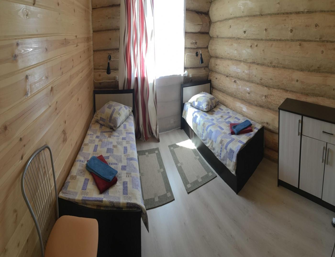 База отдыха «Лебедь» Астраханская область 8-местный коттедж «Люкс», фото 3