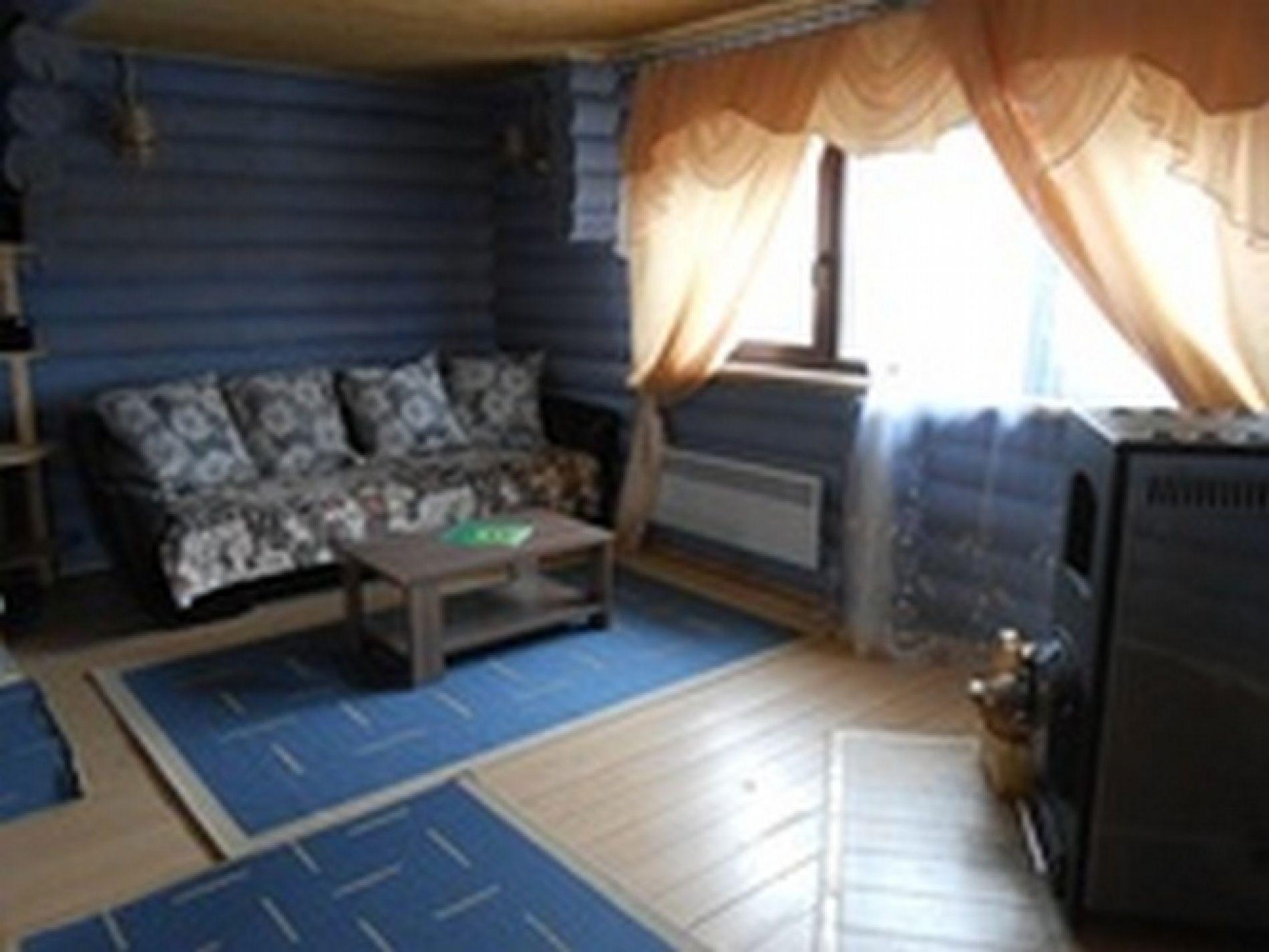 База отдыха «Зеленый Берег» Мурманская область Сапфировый домик 4-местный, фото 5