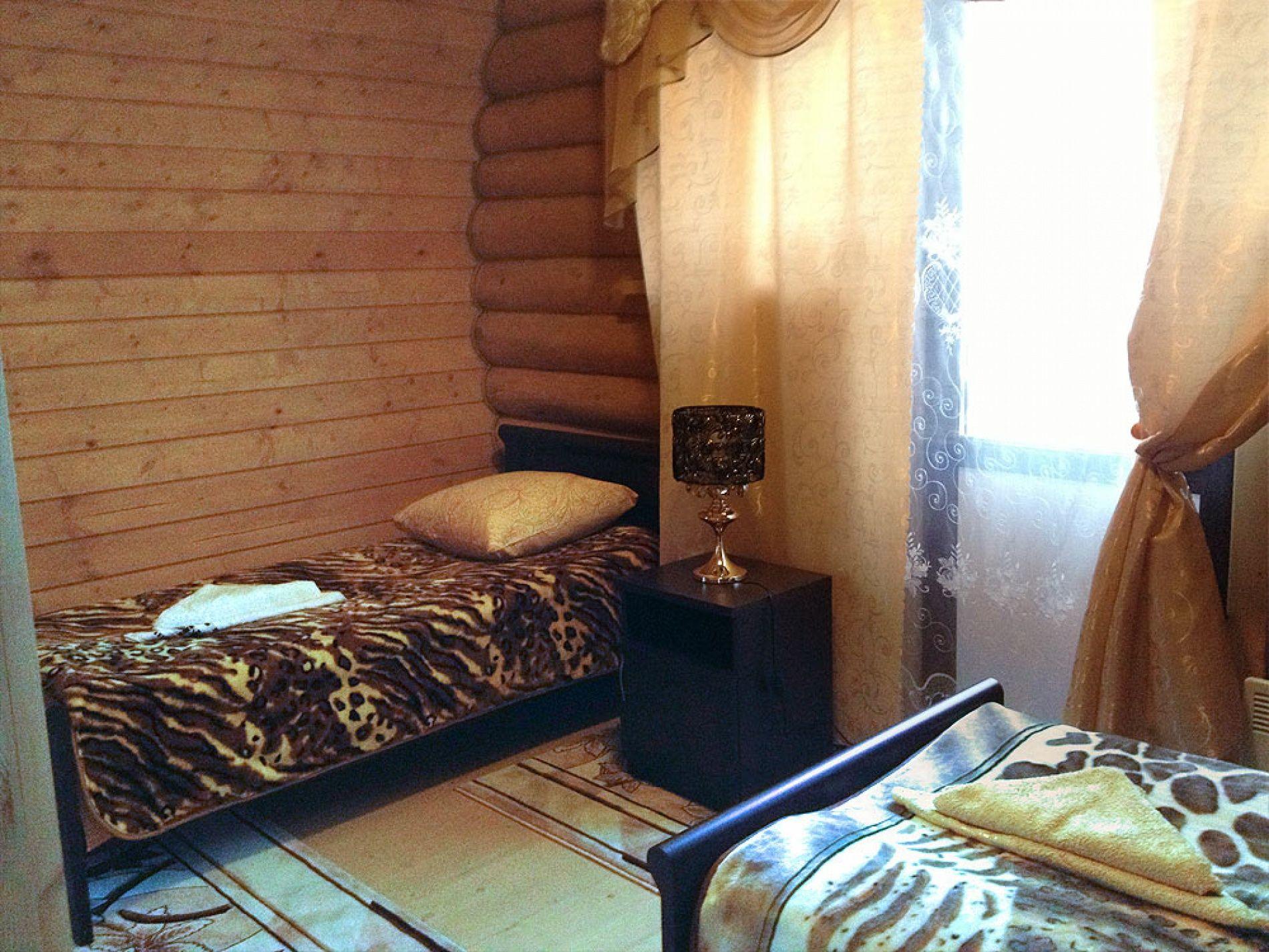 База отдыха «Зеленый Берег» Мурманская область Кофейный домик 4-местный , фото 2