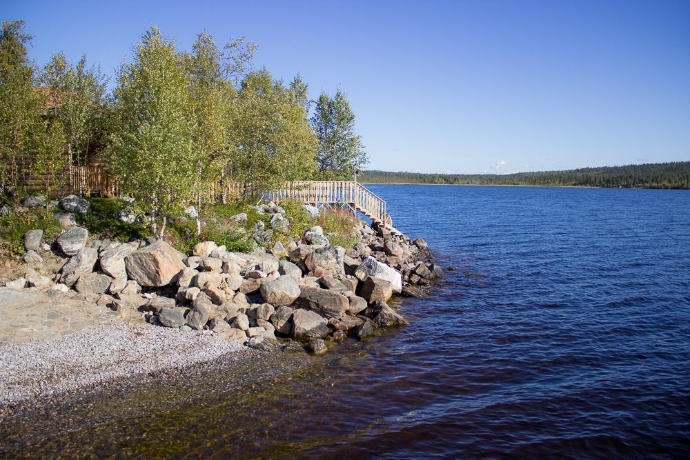 База отдыха «Зеленый Берег» Мурманская область, фото 9