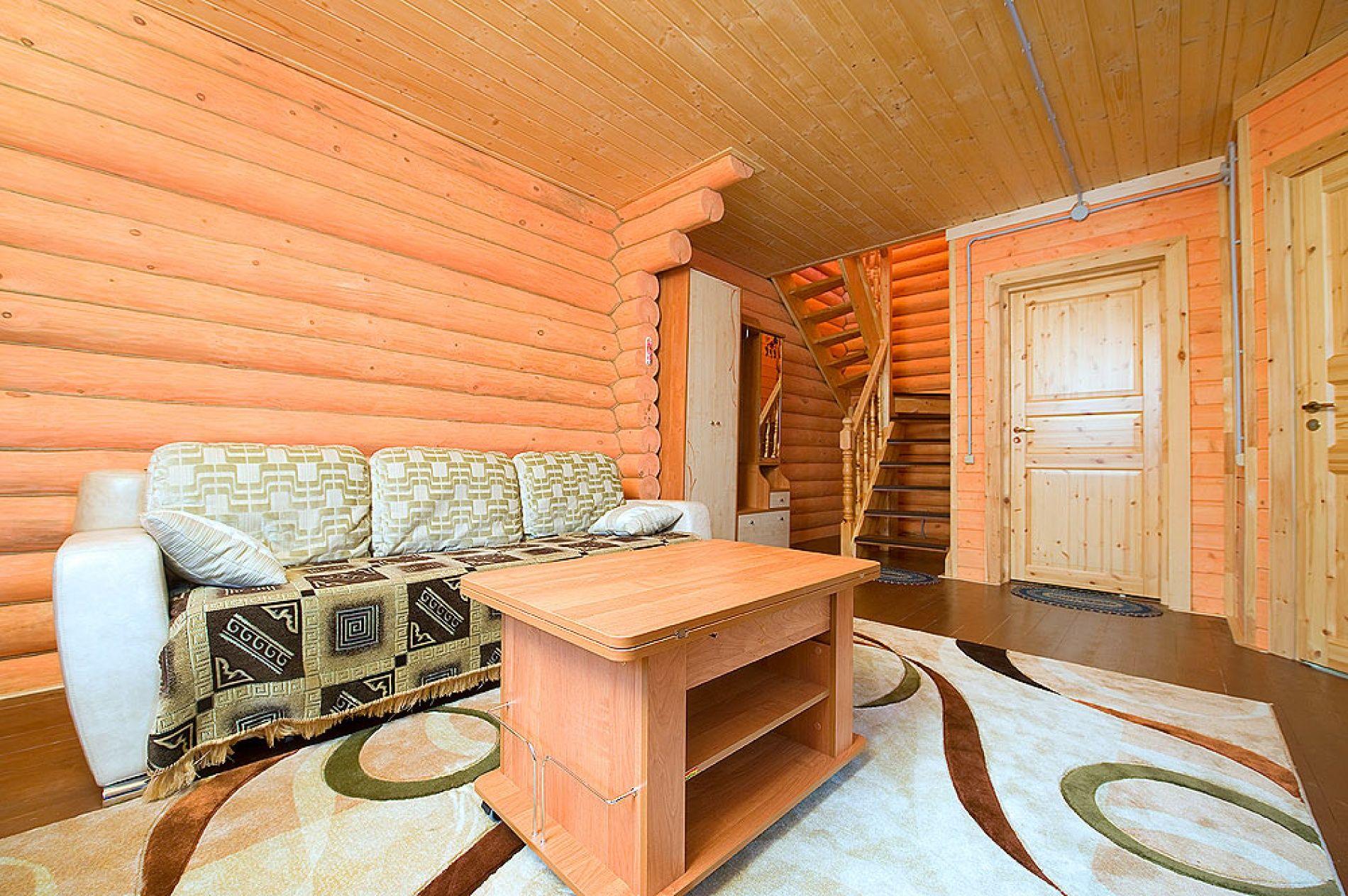 База отдыха «Зеленый Берег» Мурманская область Персиковый домик 4-местный , фото 6