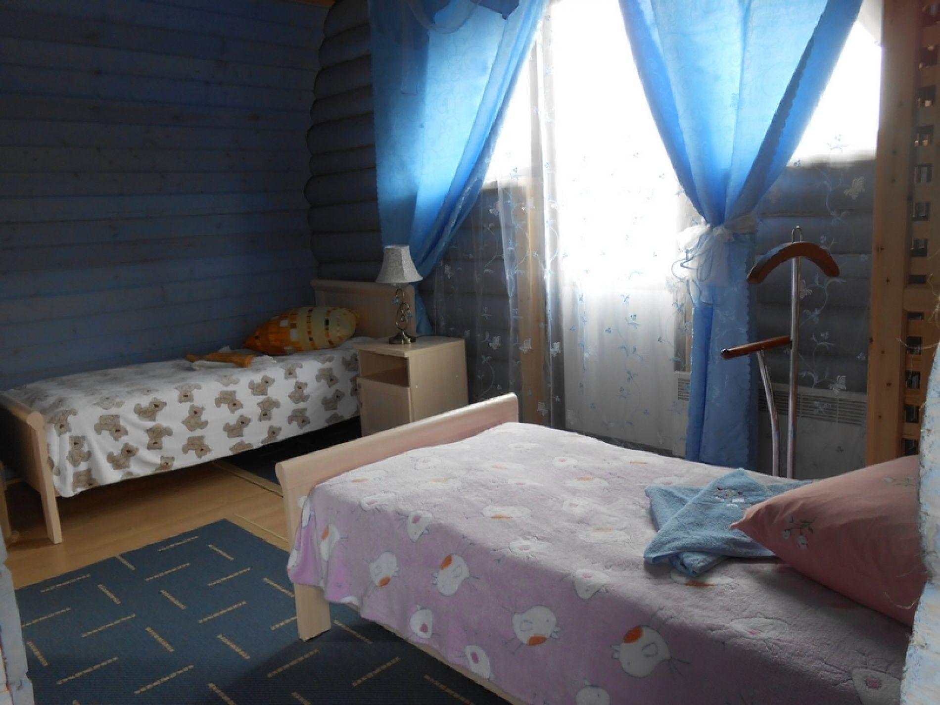 База отдыха «Зеленый Берег» Мурманская область Сапфировый домик 4-местный, фото 3