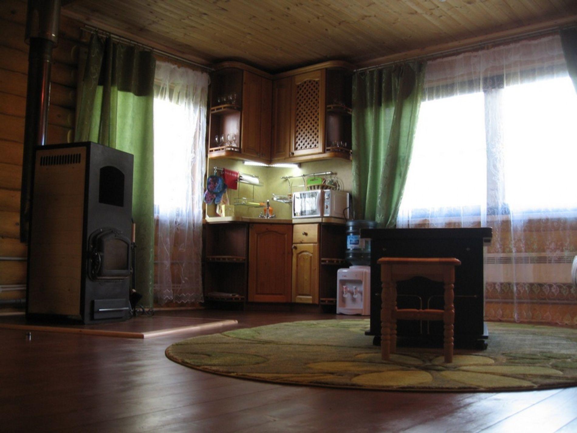 База отдыха «Зеленый Берег» Мурманская область Банановый домик 4-местный, фото 6