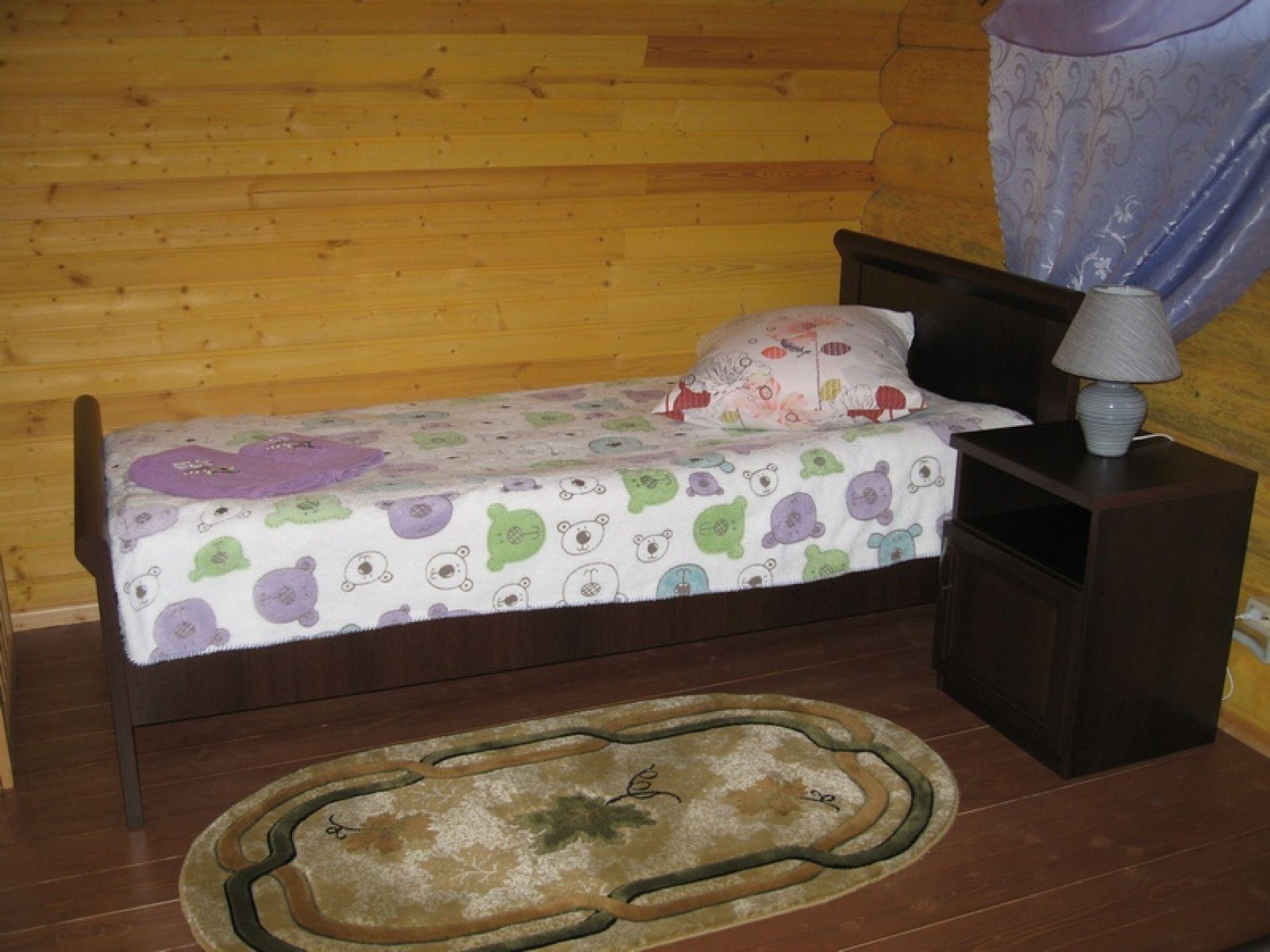 База отдыха «Зеленый Берег» Мурманская область Банановый домик 4-местный, фото 3