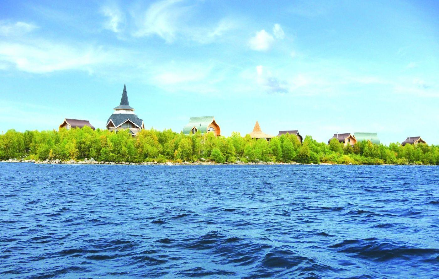 База отдыха «Зеленый Берег» Мурманская область, фото 6