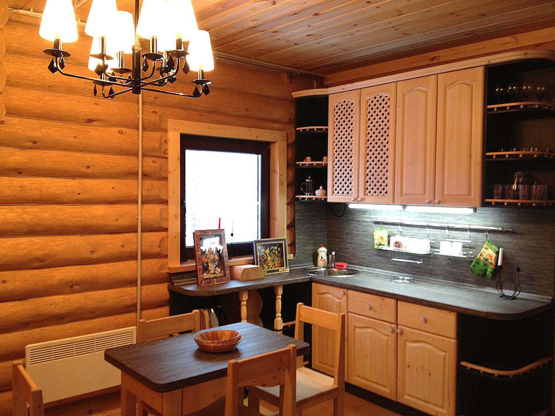 База отдыха «Зеленый Берег» Мурманская область Кофейный домик 4-местный , фото 6