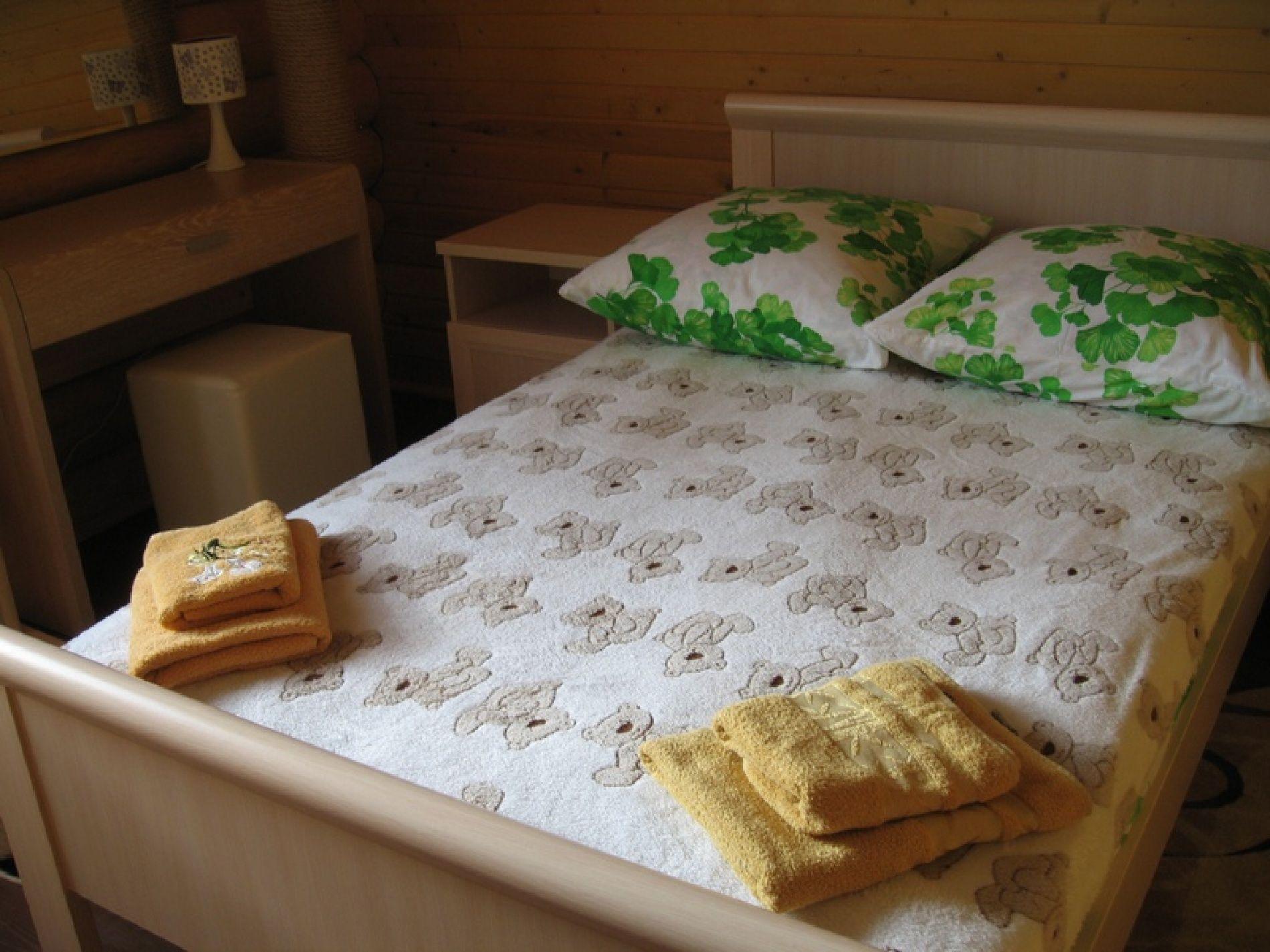 База отдыха «Зеленый Берег» Мурманская область Банановый домик 4-местный, фото 2