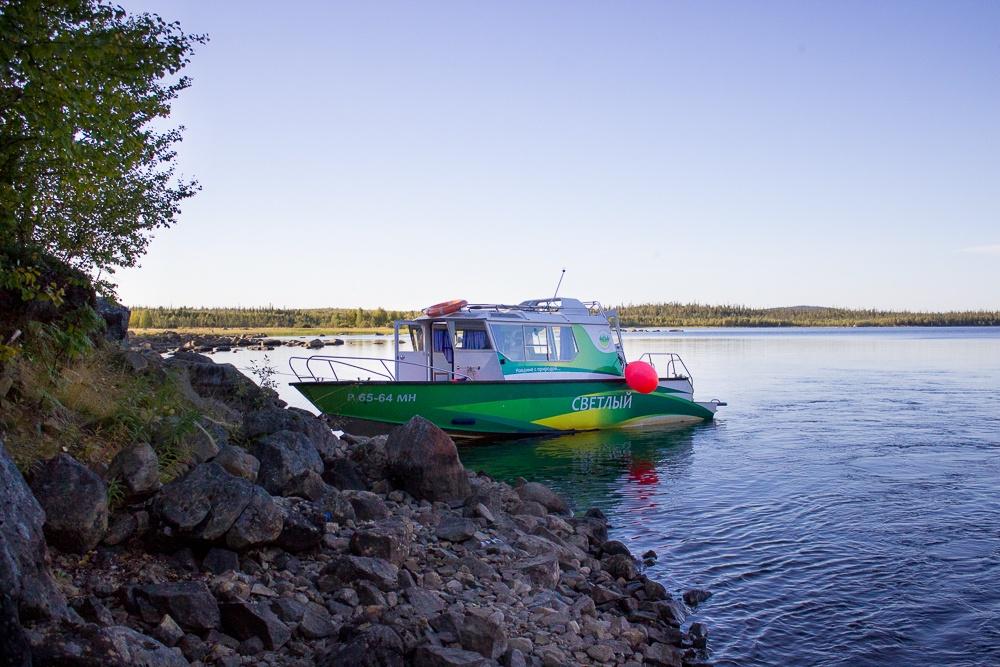 База отдыха «Зеленый Берег» Мурманская область, фото 13