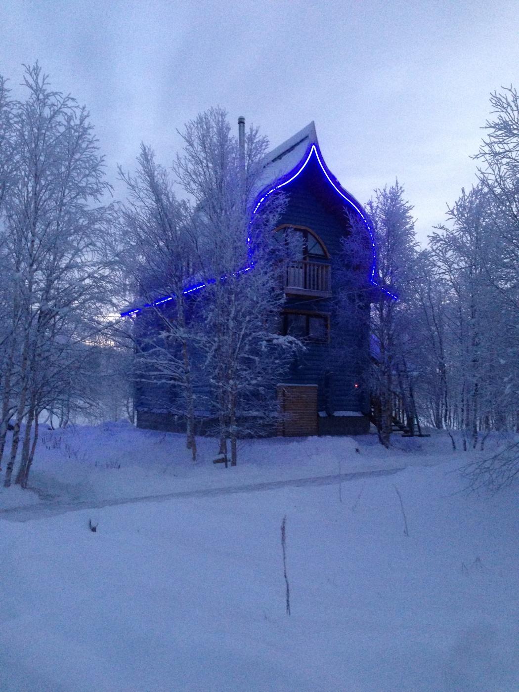База отдыха «Зеленый Берег» Мурманская область, фото 14