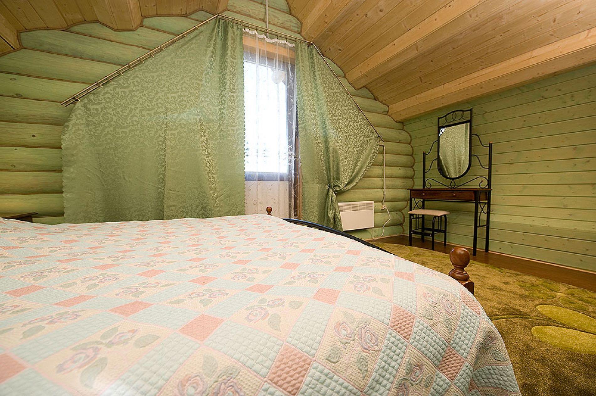 База отдыха «Зеленый Берег» Мурманская область Мятный домик 4-местный , фото 6