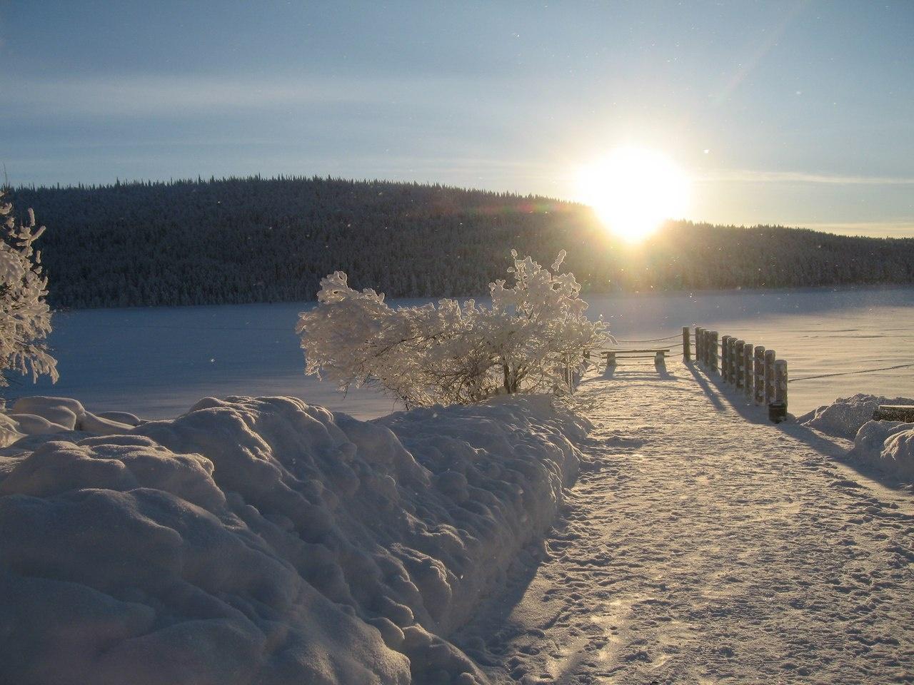 База отдыха «Зеленый Берег» Мурманская область, фото 15