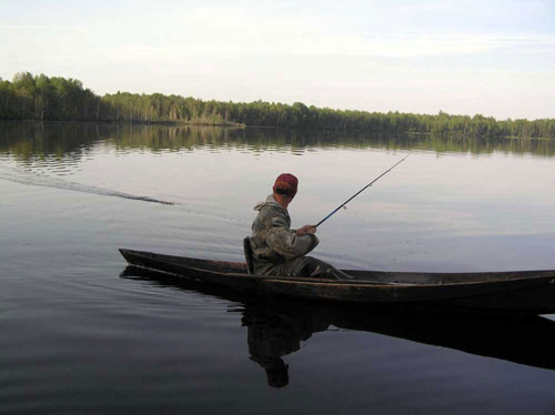 """База отдыха """"Сибирская рыбалка"""" Томская область, фото 9"""