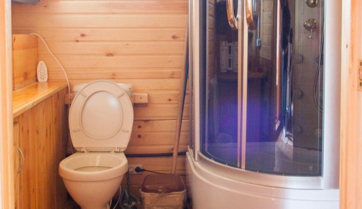 Коттеджный комплекс «Карью Кала» Республика Карелия Коттедж «Цветочный», фото 11