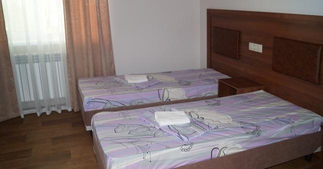 Турбаза «Тихая гавань» Самарская область Номер «Эконом» в мини-отеле «Фрегат», фото 2