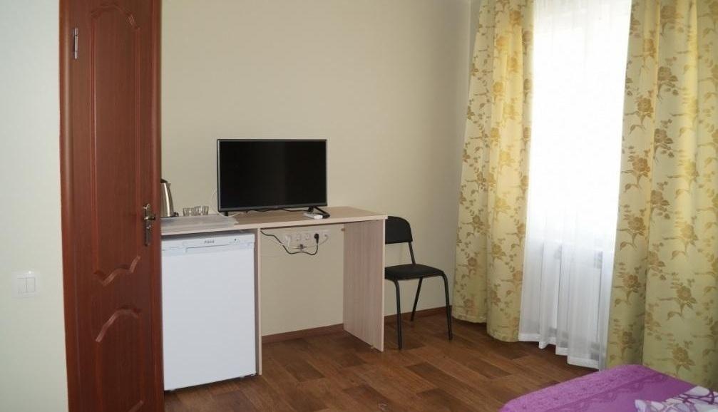 Турбаза «Тихая гавань» Самарская область Номер «Стандарт» в мини-отеле «Фрегат», фото 3