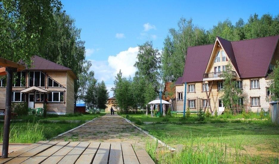 База отдыха «Хаски-хаус» Нижегородская область, фото 2