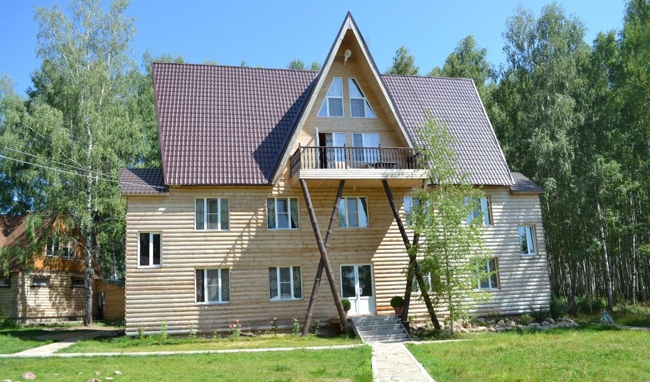 База отдыха «Хаски-хаус» Нижегородская область, фото 3