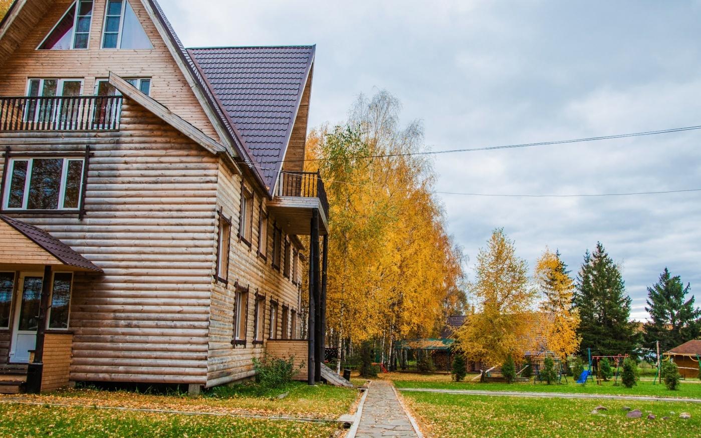 База отдыха «Хаски-хаус» Нижегородская область, фото 18