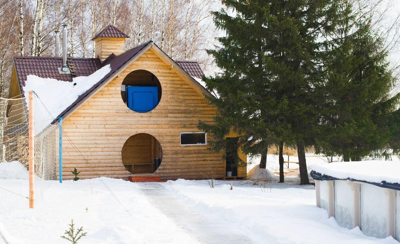 База отдыха «Хаски-хаус» Нижегородская область, фото 20