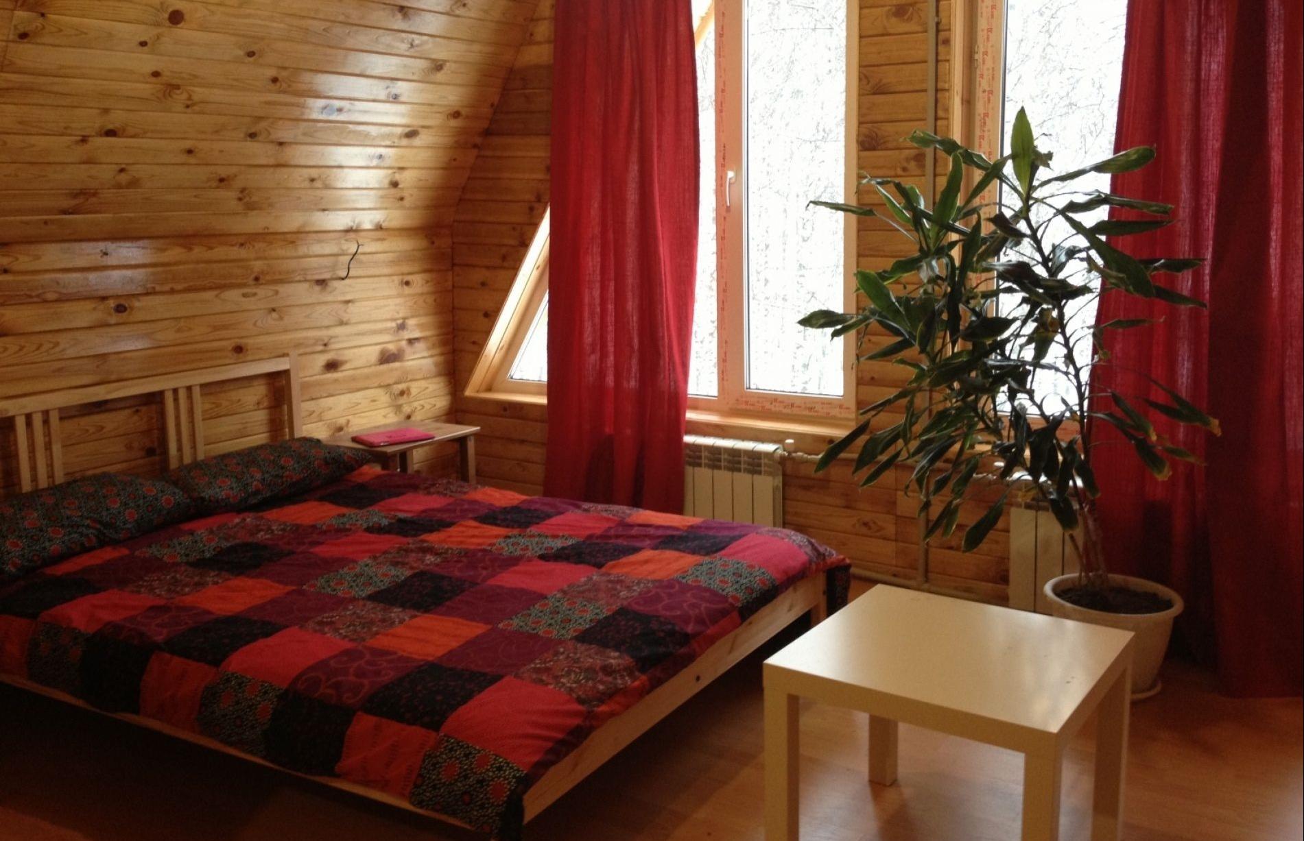 База отдыха «Хаски-хаус» Нижегородская область Номер «Стандарт» 2-местный, фото 2