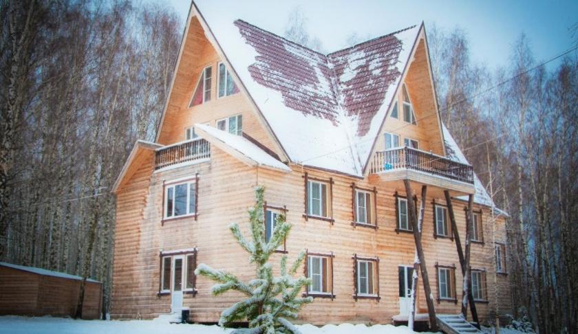 База отдыха «Хаски-хаус» Нижегородская область, фото 24