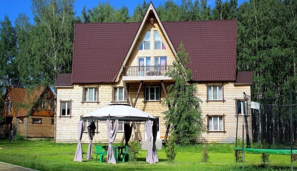 База отдыха «Хаски-хаус» Нижегородская область, фото 1