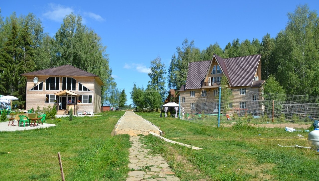 База отдыха «Хаски-хаус» Нижегородская область, фото 4