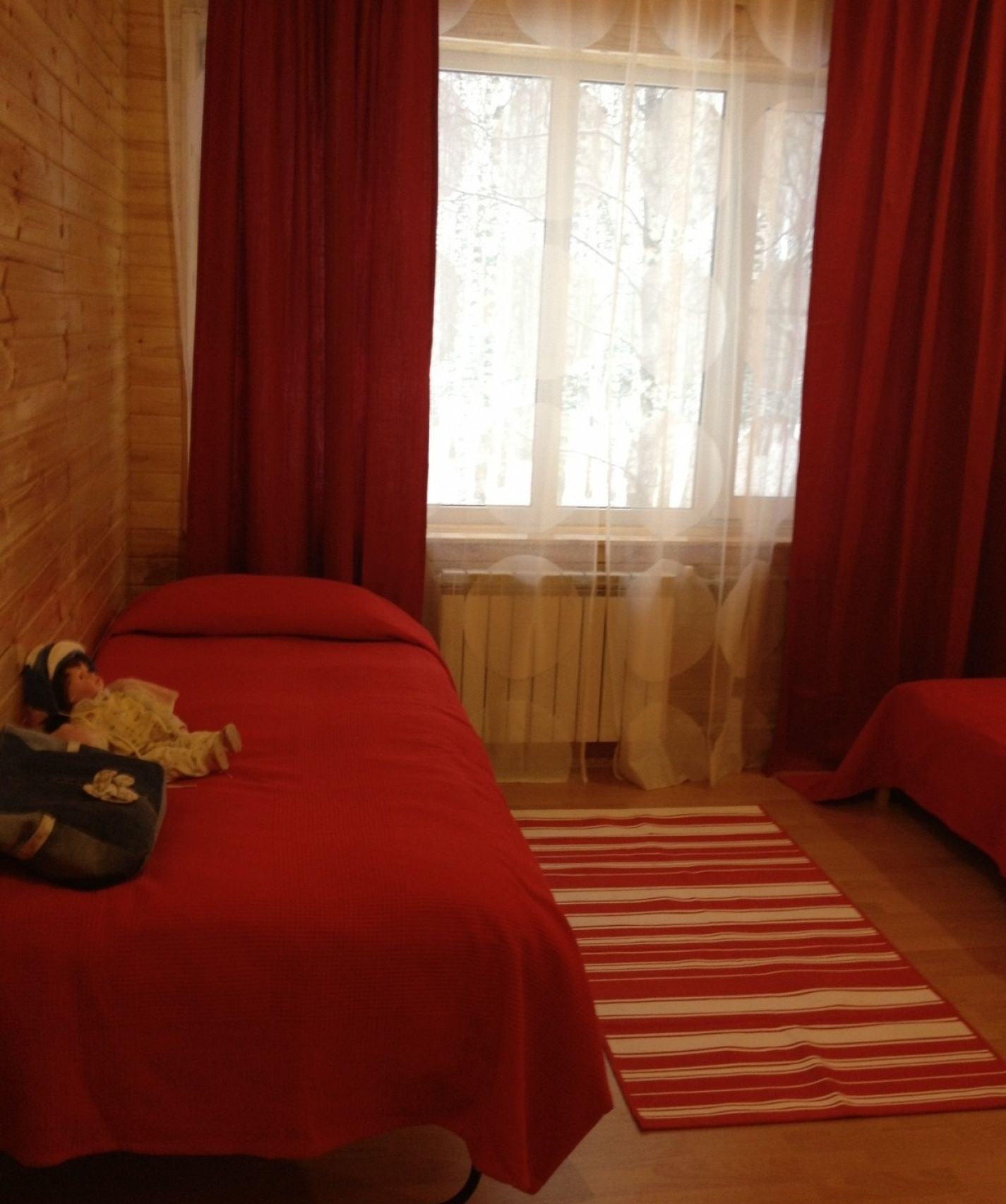 База отдыха «Хаски-хаус» Нижегородская область Номер «Стандарт» 2-местный, фото 3