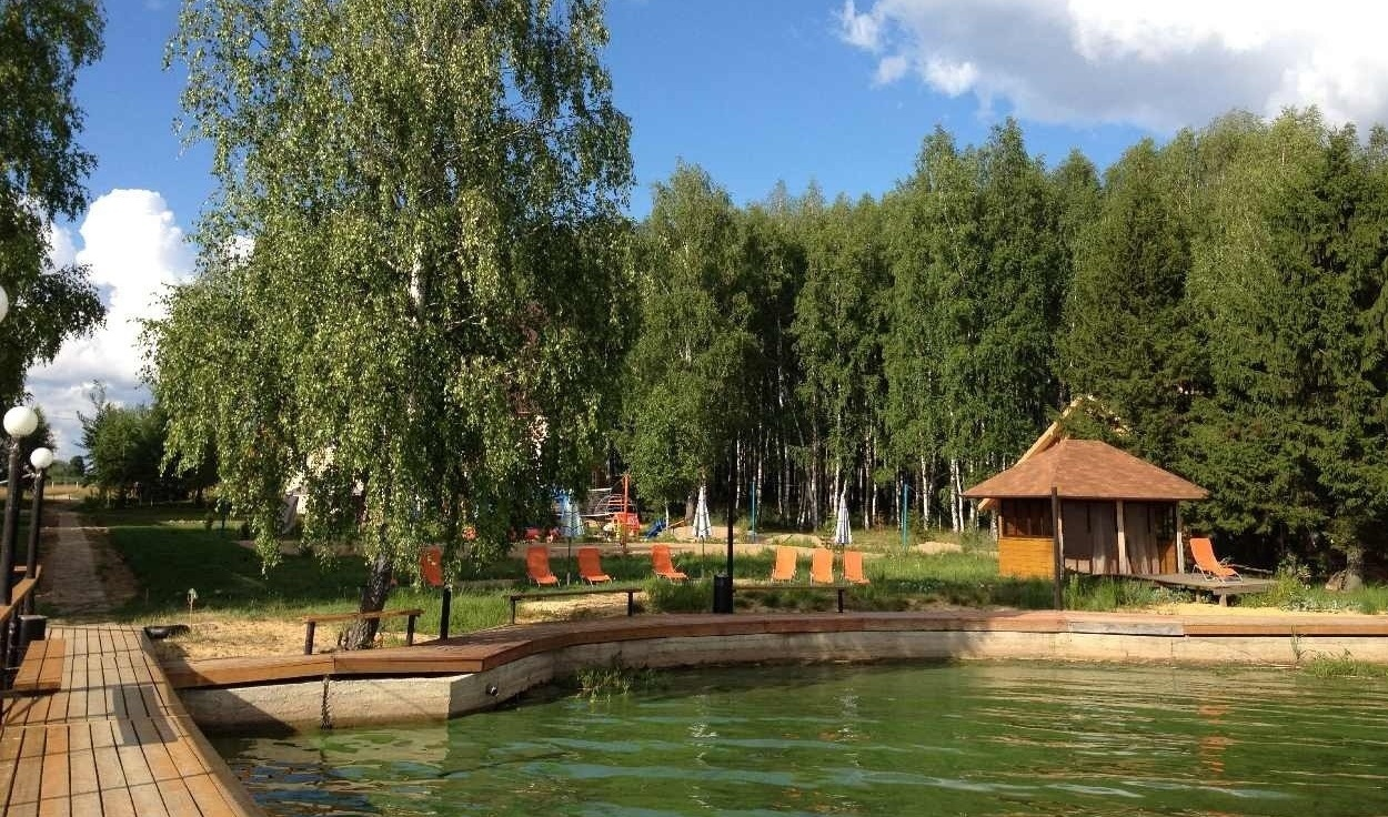 База отдыха «Хаски-хаус» Нижегородская область, фото 13