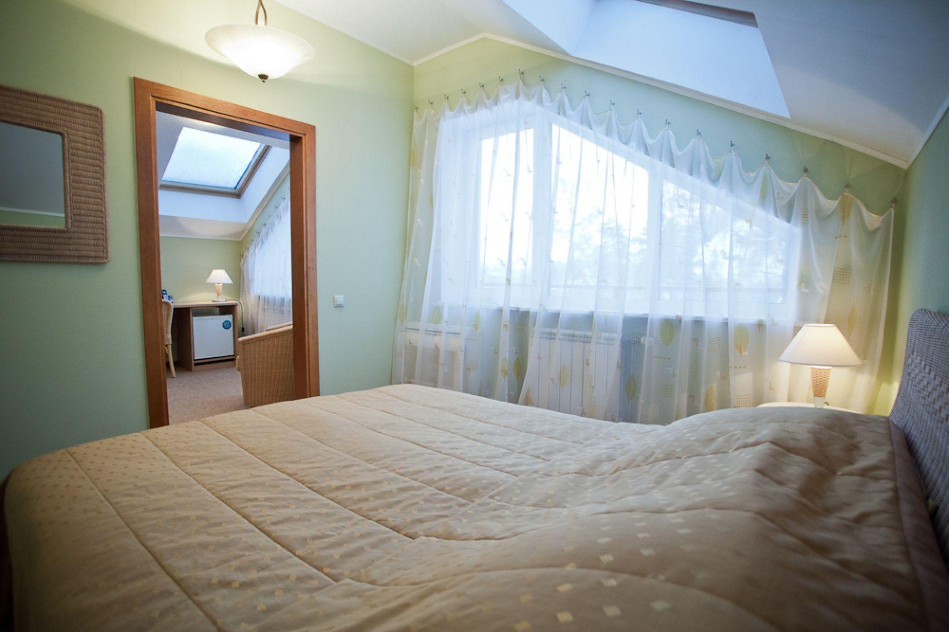 """Загородный отель """"Green Park Hotel"""" Красноярский край 2-комнатный номер Люкс, фото 5"""