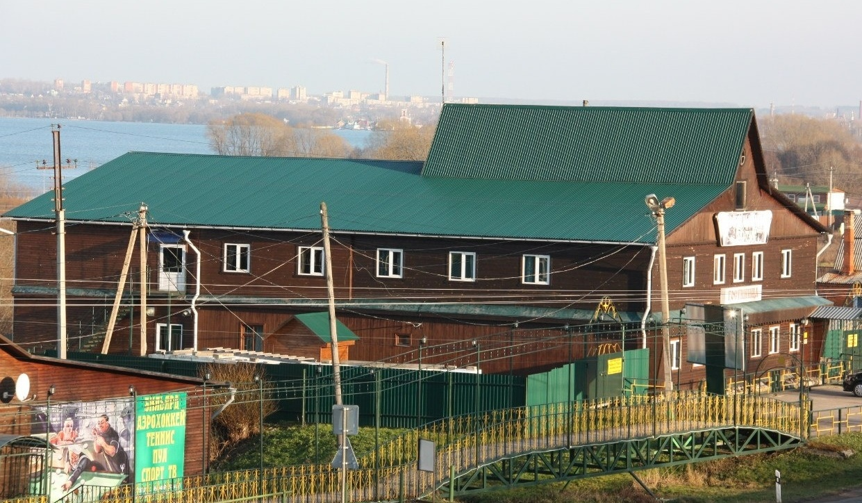 Туристический комплекс «Ботик» Ярославская область, фото 4