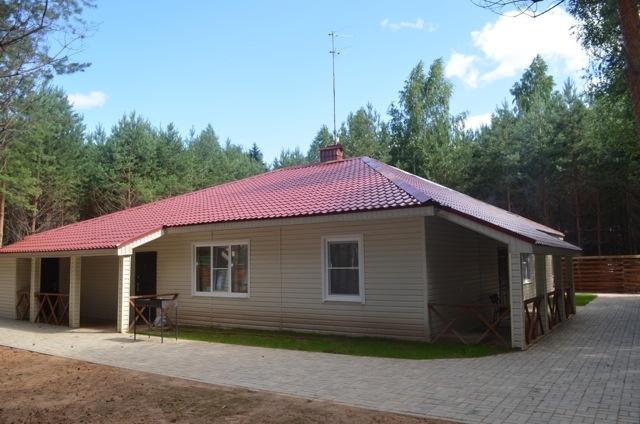 Загородный клуб «Усадьба» Нижегородская область Бунгало (дом «Осень»), фото 1
