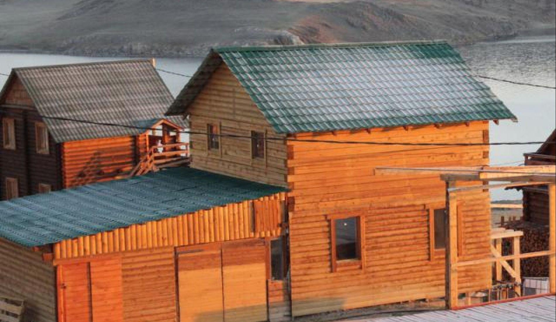 """База отдыха """"Ковчег Байкала"""" Иркутская область, фото 8"""