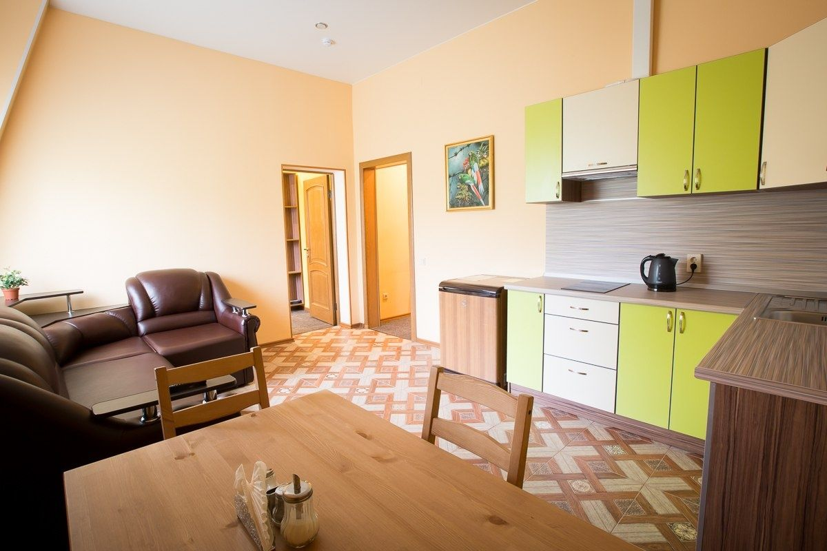 Отель «Коломяжский визит» Ленинградская область Апартаменты № 2, 4, фото 5