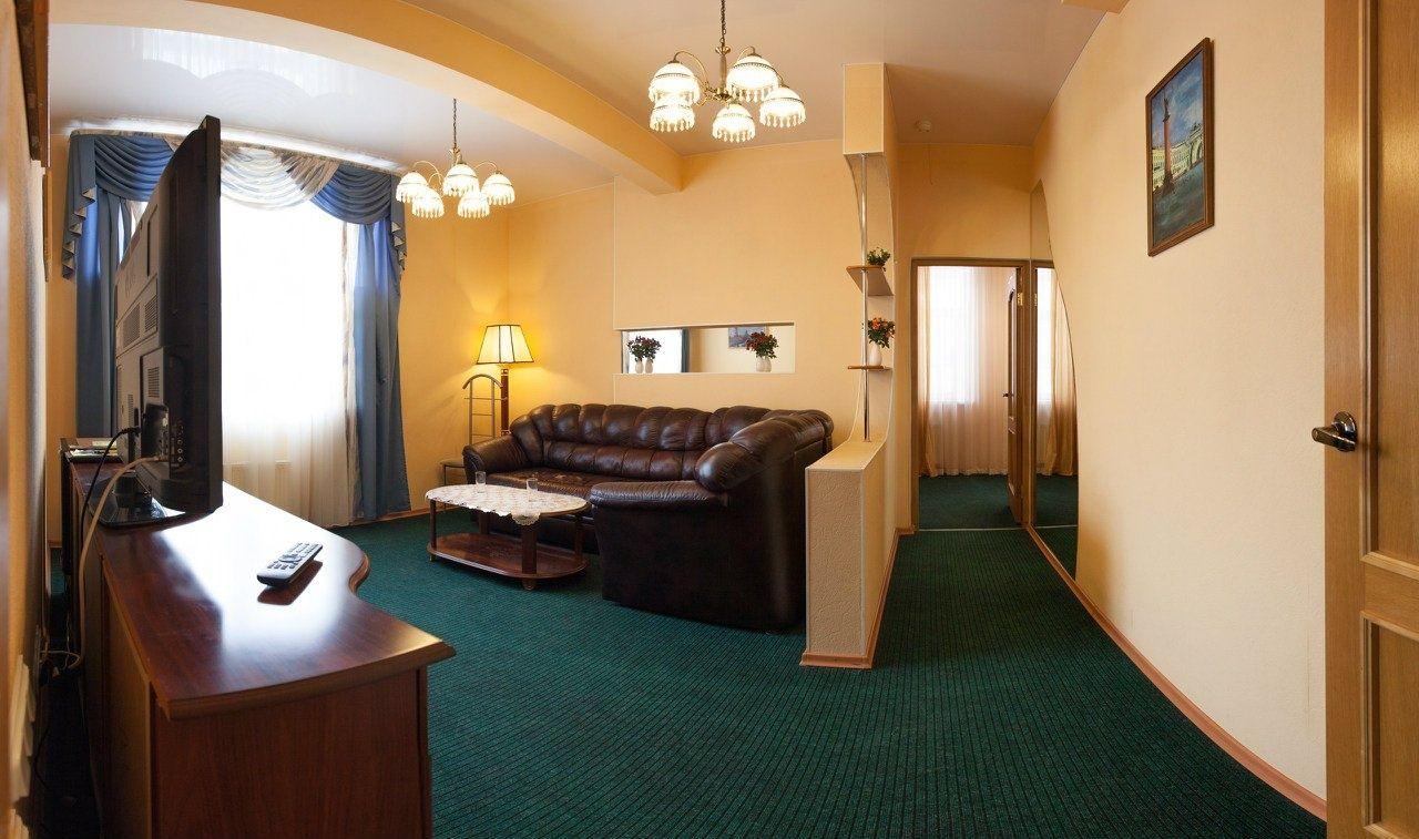 Отель «Коломяжский визит» Ленинградская область Люкс № 6, 14, 15, фото 6