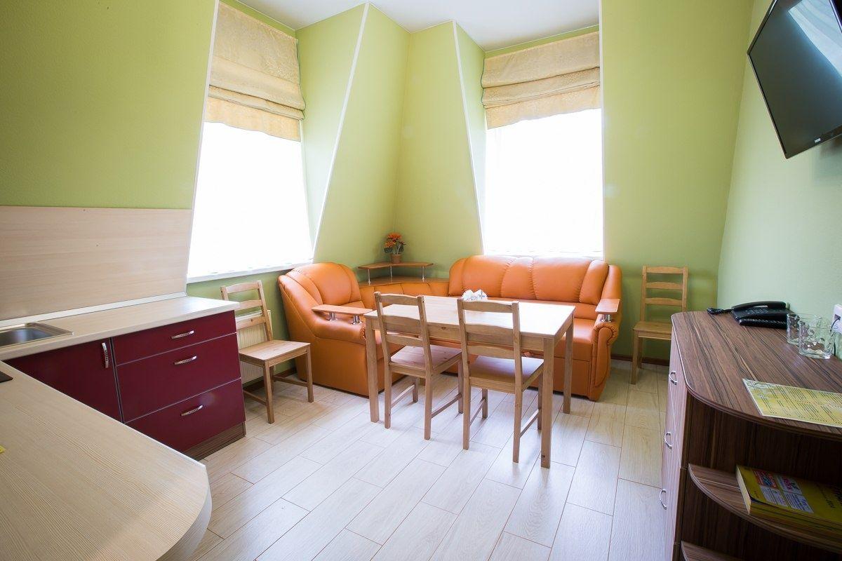 Отель «Коломяжский визит» Ленинградская область Апартаменты № 2, 4, фото 8
