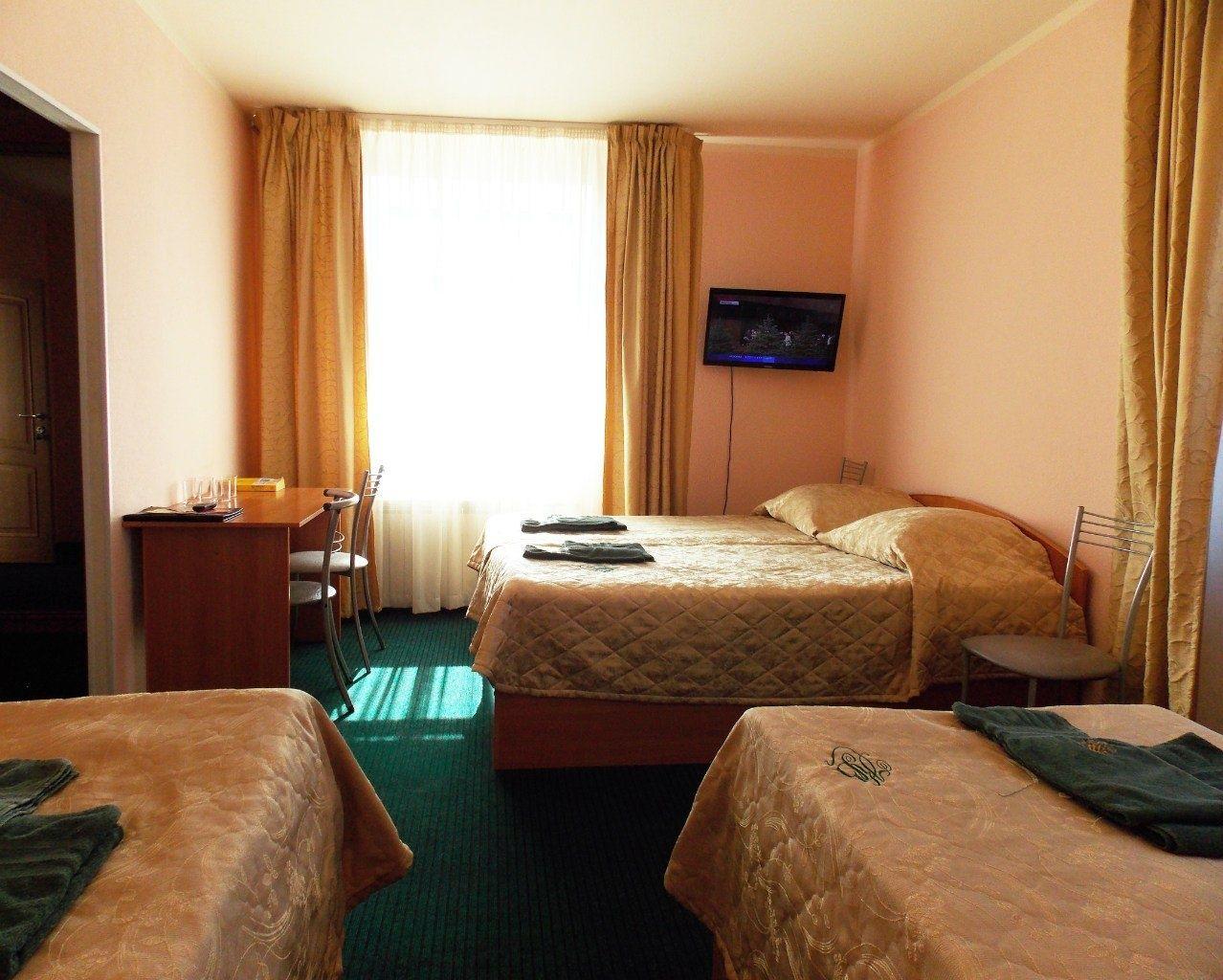 Отель «Коломяжский визит» Ленинградская область 4-местный стандарт, фото 1