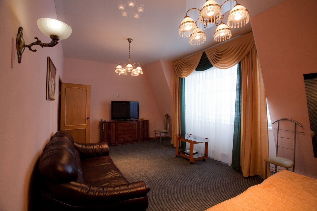 Отель «Коломяжский визит» Ленинградская область Люкс № 6, 14, 15, фото 3