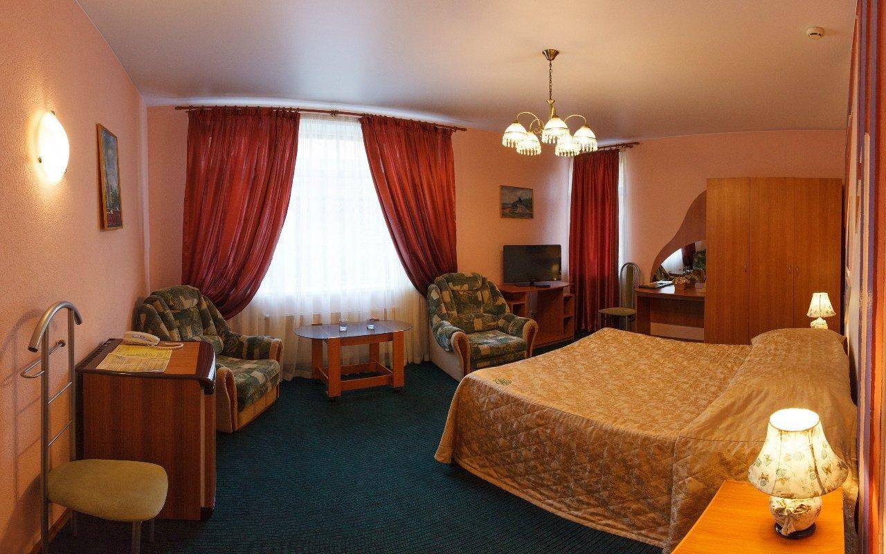 Отель «Коломяжский визит» Ленинградская область Полулюкс улучшенный, фото 2