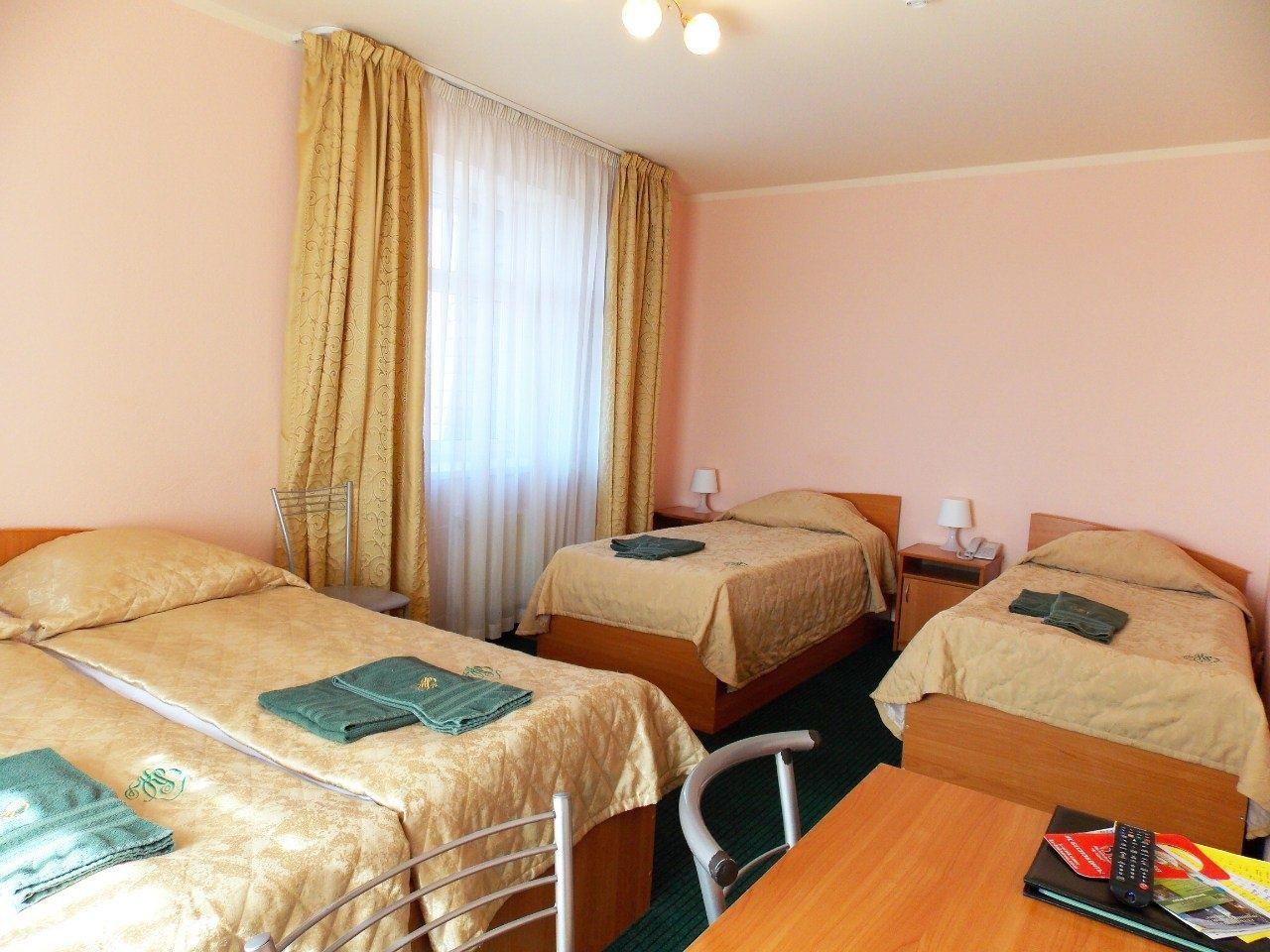 Отель «Коломяжский визит» Ленинградская область 4-местный стандарт, фото 2