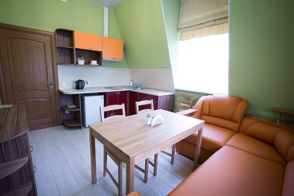 Отель «Коломяжский визит» Ленинградская область Апартаменты № 2, 4, фото 9