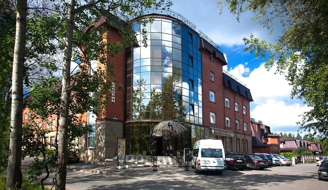 Отель «Коломяжский визит» Ленинградская область, фото 1