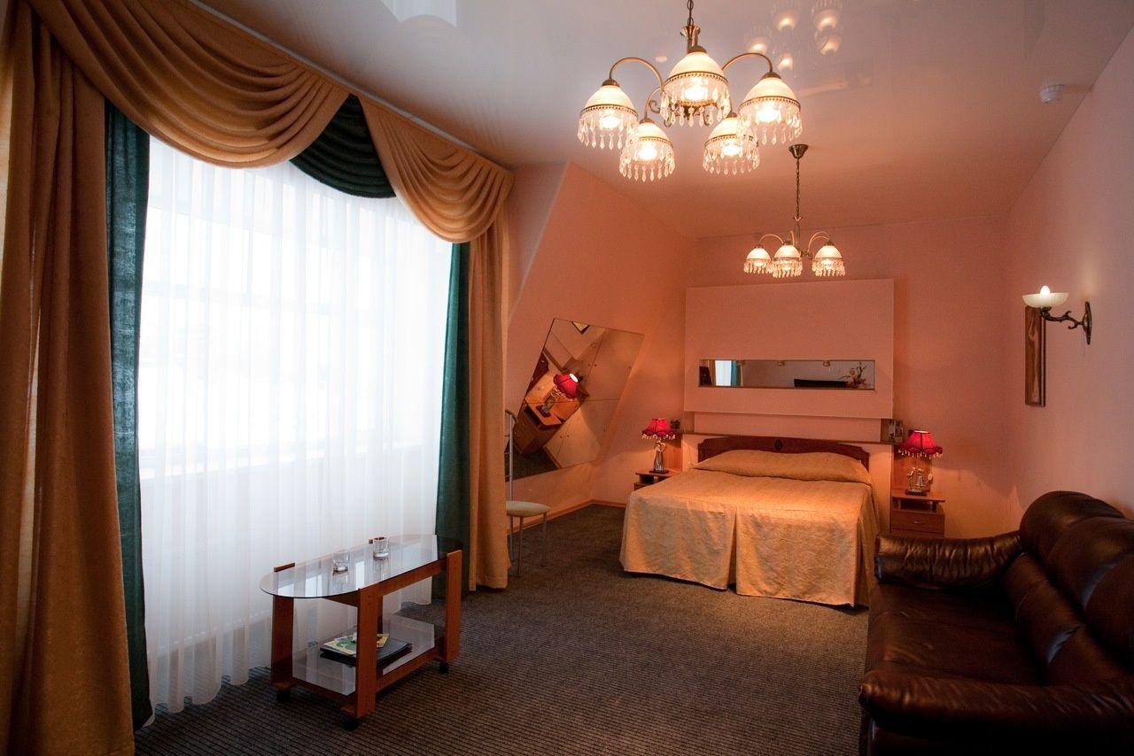 Отель «Коломяжский визит» Ленинградская область Люкс № 6, 14, 15, фото 1