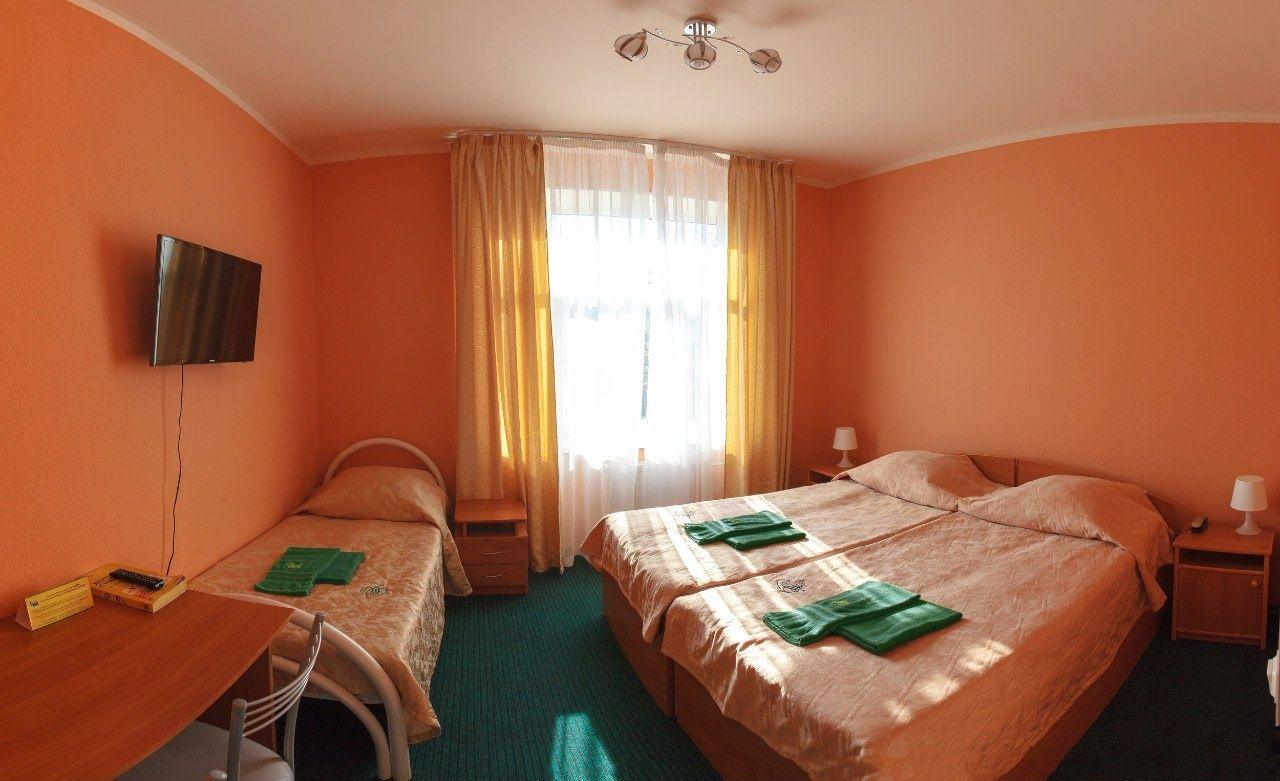 Отель «Коломяжский визит» Ленинградская область 3-местный стандарт, фото 1